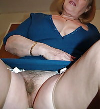 Grannies matures and milfs upskirt 37