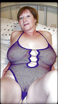 grannies in their bra and knickers 8
