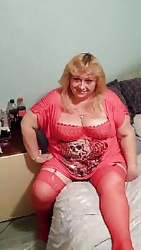 grannies in their bra and knickers  5