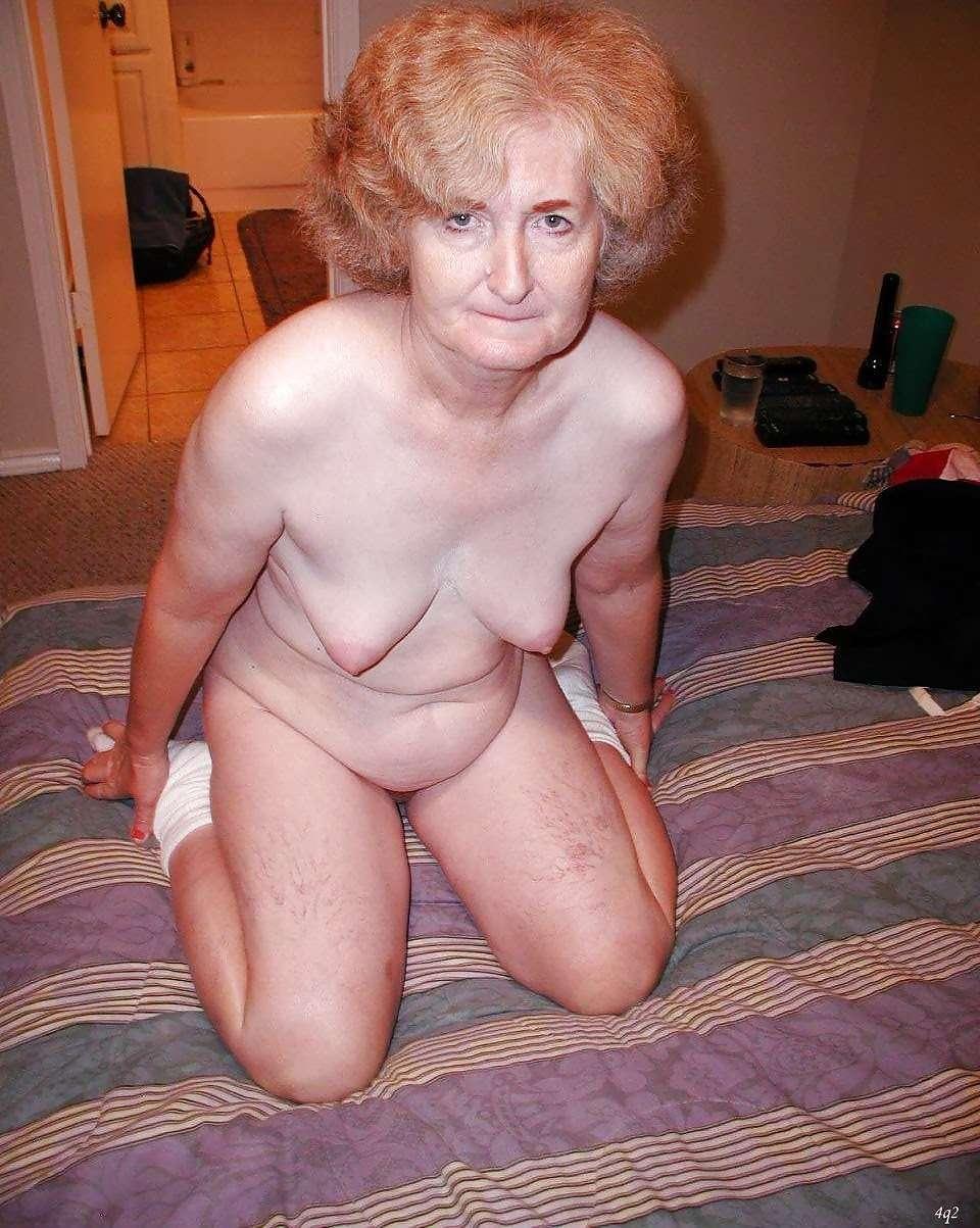 эротика голые старухи