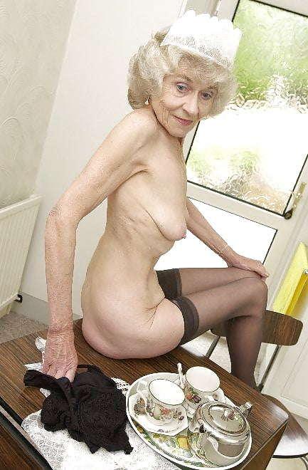 Granny Beautiful Grey Haired With Body Txxx Com 1